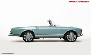 Picture of 1967 MERCEDES 250SL PAGODA // UK RHD // 21 YEAR SINGLE OWNERSHIP For Sale