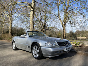 Picture of 2000 Mercedes Benz 320SL - Immaculate Condition For Sale