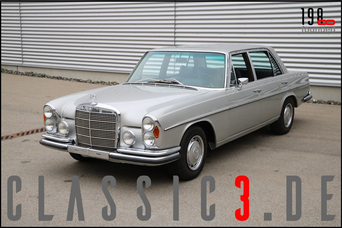 1969 MERCEDES-BENZ 300SEL 6.3 300 SEL 6.3 W109 SEDAN *GERMAN CAR* For Sale (picture 2 of 12)