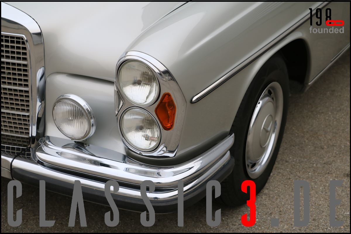1969 MERCEDES-BENZ 300SEL 6.3 300 SEL 6.3 W109 SEDAN *GERMAN CAR* For Sale (picture 3 of 12)