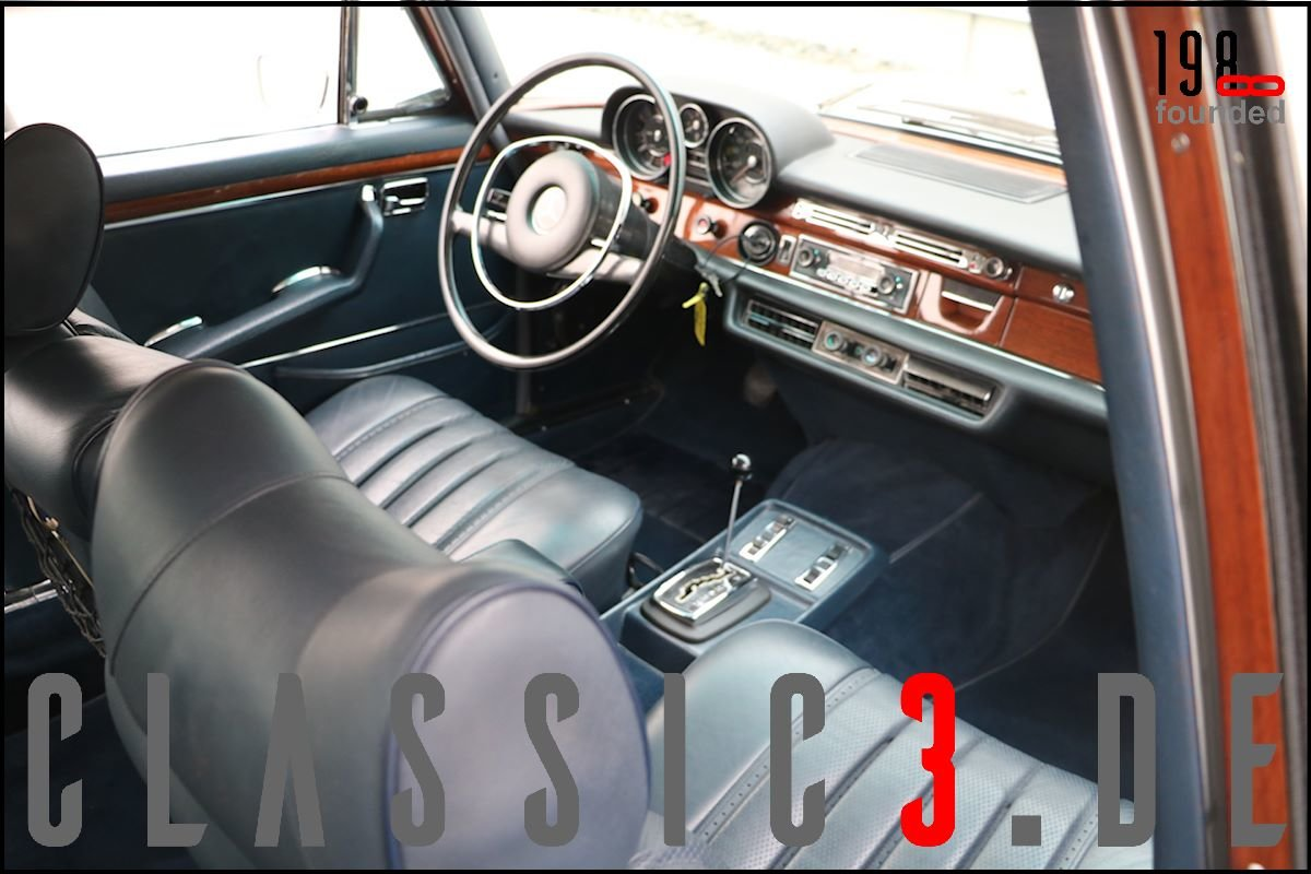 1969 MERCEDES-BENZ 300SEL 6.3 300 SEL 6.3 W109 SEDAN *GERMAN CAR* For Sale (picture 4 of 12)