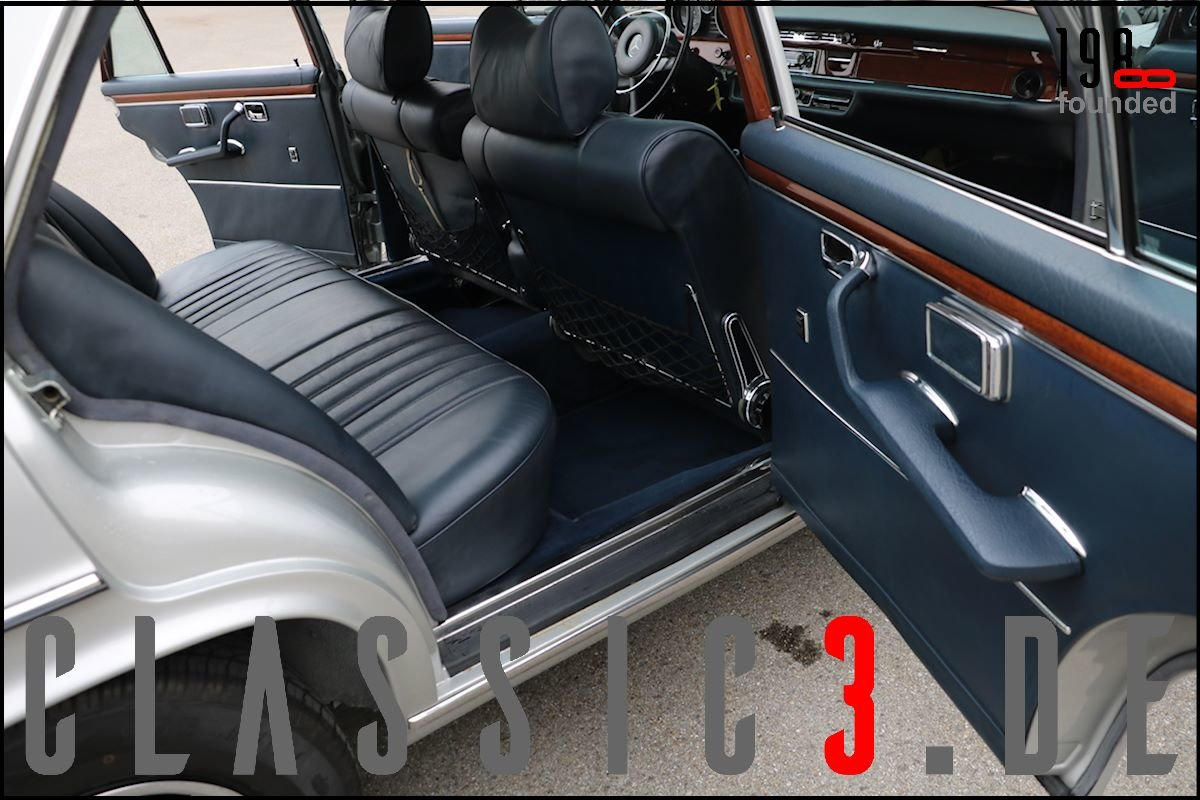 1969 MERCEDES-BENZ 300SEL 6.3 300 SEL 6.3 W109 SEDAN *GERMAN CAR* For Sale (picture 6 of 12)