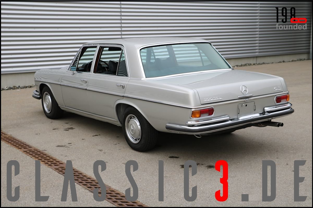 1969 MERCEDES-BENZ 300SEL 6.3 300 SEL 6.3 W109 SEDAN *GERMAN CAR* For Sale (picture 8 of 12)