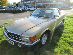 Picture of 1987 Mercedes Benz 280 SL For Sale