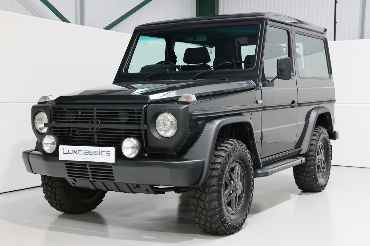 1989 MERCEDES-BENZ G WAGON RESTORED & UPGRADED For Sale (picture 1 of 12)