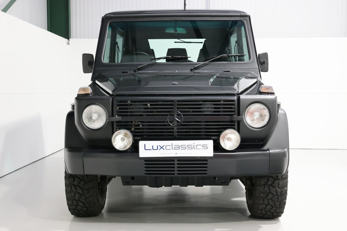 1989 MERCEDES-BENZ G WAGON RESTORED & UPGRADED For Sale (picture 2 of 12)