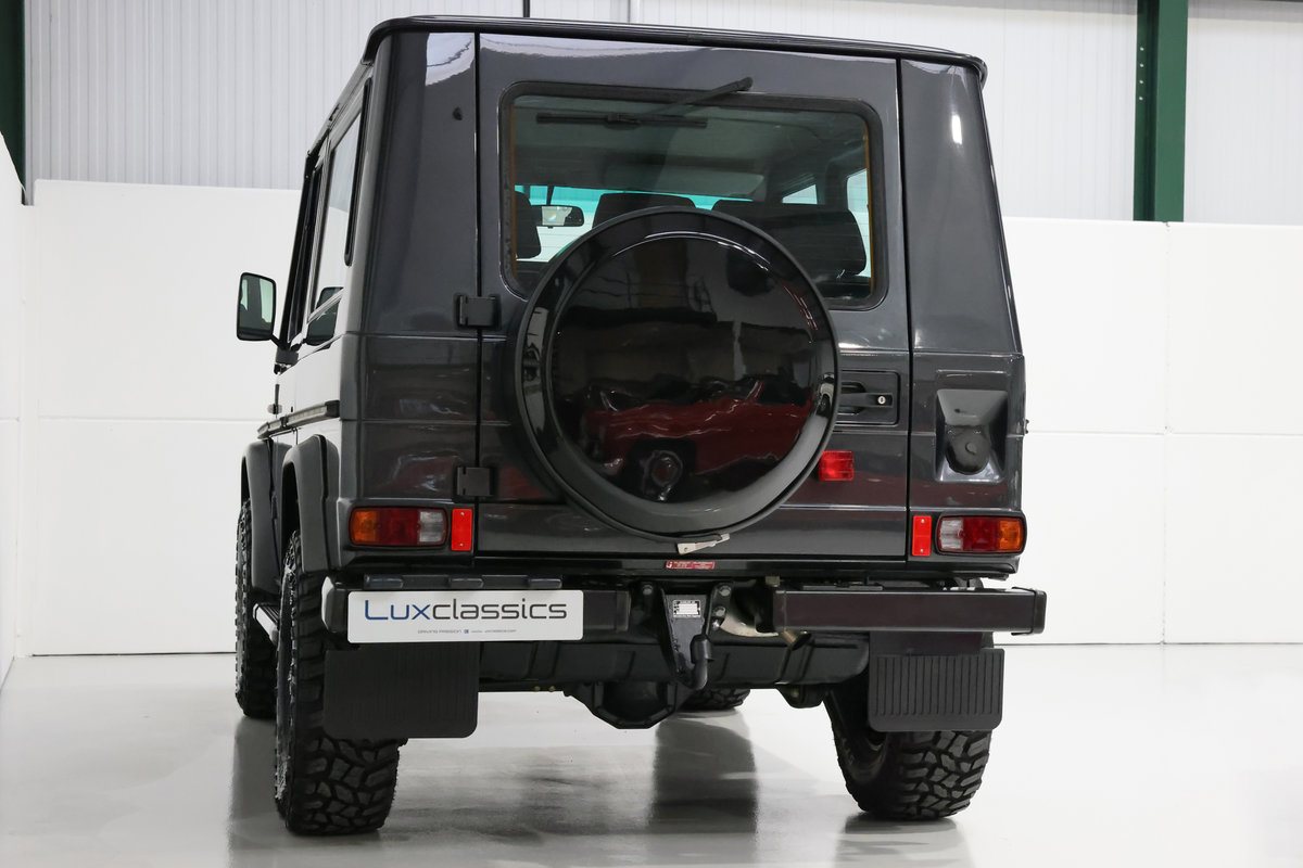 1989 MERCEDES-BENZ G WAGON RESTORED & UPGRADED For Sale (picture 4 of 12)