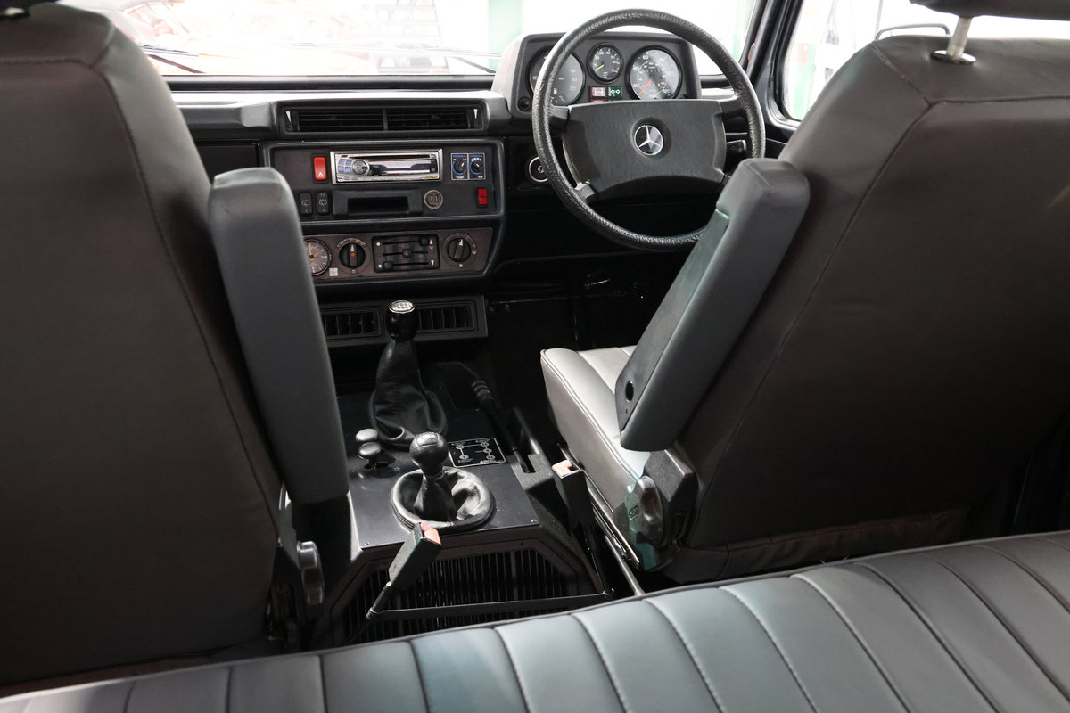 1989 MERCEDES-BENZ G WAGON RESTORED & UPGRADED For Sale (picture 10 of 12)