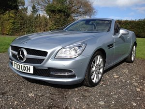 Picture of 2013 Mercedes SLK200 Blue Efficiency -  Automatic SOLD