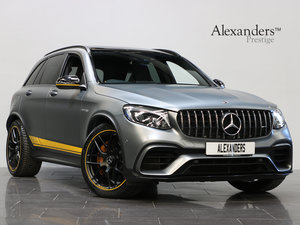 Picture of 2019 19 19 MERCEDES BENZ GLC63 S AMG EDITION 1 4MATIC For Sale