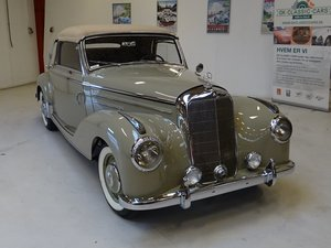 Picture of 1952 Mercedes-Benz W187 220 Cabriolet A For Sale