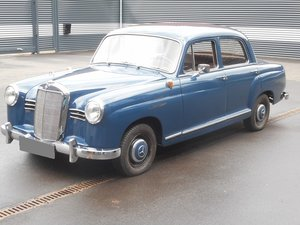 Picture of 1957 MERCEDES 190 PONTON (Petrol) For Sale