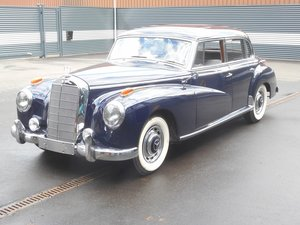 Picture of 1956 MERCEDES 300 C ADENAUER (W186) For Sale