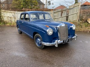 Picture of 1959 Mercedes 219 Ponton For Sale by Auction