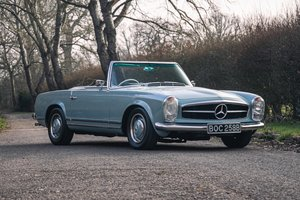 Picture of 1963 Mercedes 230 SL Pagoda W113 Stunning Restored For Sale by Auction