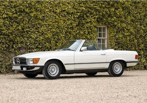 Picture of 1985 Mercedes 500SL R107 Guided £18000 -£22000 For Sale by Auction