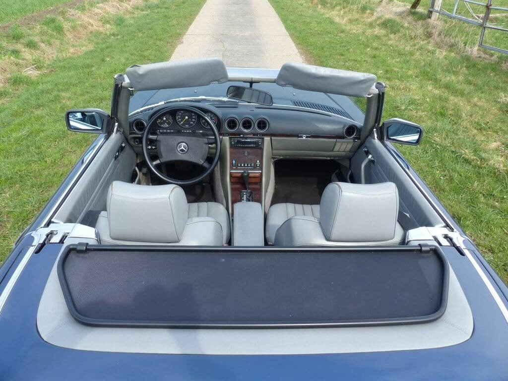 1986 Mercedes-Benz 300 SL - smart roadster For Sale (picture 10 of 10)