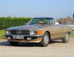 Picture of 1987 Mercedes-Benz 300 SL For Sale by Auction