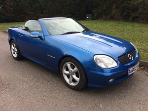 Picture of Mercedes SLK. 2003. Exceptional example. For Sale