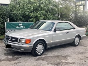 Picture of 1987 Mercedes Benz - 560 SEC Automatic For Sale