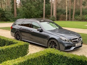 Picture of 2013 Mercedes E63 Estate, facelift, fantastic condition FMBSH For Sale