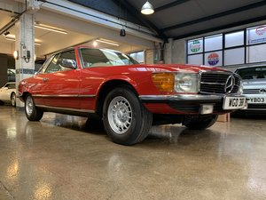 Picture of 1977 Mercedes 350 SLC Coupe - 56k miles For Sale