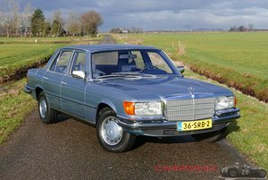 Picture of 1978 Mercedes Benz 280S with only 62.717 KM For Sale