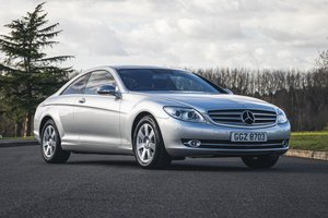 Picture of 2008 MERCEDES-BENZ CL500 (C216) Estimate: £13,000 - £15,000 For Sale by Auction