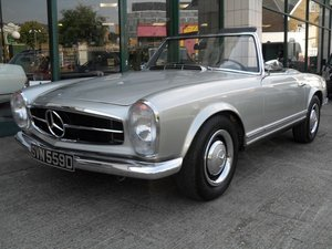 Picture of 1966 Mercedes 230SL LHD Fully restored,engine rebuild etc For Sale