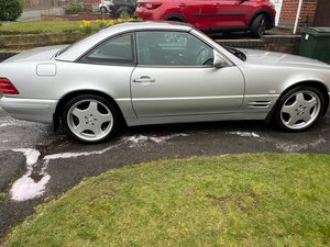 Picture of 2000 Mercedes-Benz SL320 For Sale by Auction