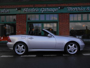 Picture of 2002 Mercedes SLK 230 Kompressor Auto 51,000 miles FSH For Sale