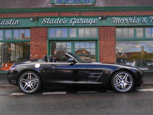 Picture of 2011 Mercedes SLS AMG Roadster RHD Imported from South Africa For Sale