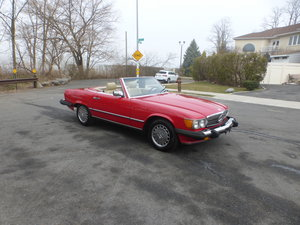 Picture of 1986 Mercedes 560SL Two Tops Nice Driver - For Sale