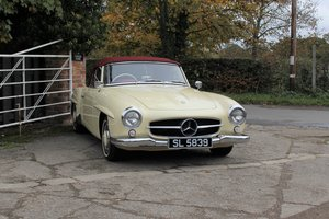 Picture of 1960 Mercedes-Benz 190SL, Matching No's, 1 of 562 RHD UK Cars For Sale