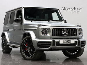 Picture of 2020 20 20 MERCEDES BENZ G63 AMG 4.0 BI-TURBO V8 AUTO For Sale