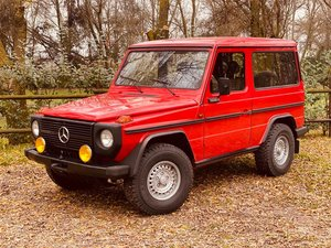 Picture of 1981 MERCEDES BENZ 240 GD For Sale