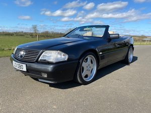 Picture of 1993 Mercedes Benz 300 SL-24 Automatic For Sale