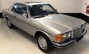 Picture of Mercedes Benz 280 CE - 1983 For Sale