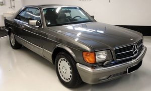 Picture of Mercedes Benz 560 SEC - 1988 For Sale