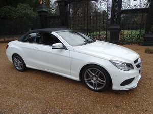 Picture of 2014 MERCEDES E350 CONVERTIBLE AMG SPORT For Sale