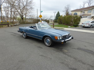 Picture of 1977 Mercedes 450SL Two tops Low Miles Very Original Driver For Sale