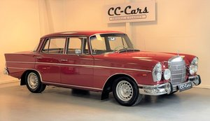 Picture of 1965 Luxury Mercedes 220 SE! For Sale
