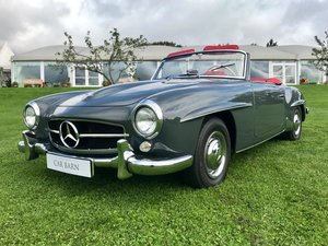 Picture of 1962 Mercedes Benz 190 SL (LHD) For Sale