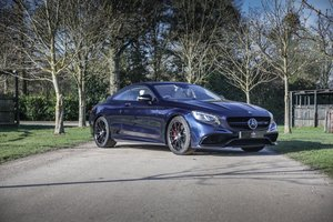 Picture of 2015 Mercedes S63 AMG Coupe For Sale