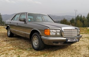 Picture of 1984 Mercedes W126 380SE For Sale