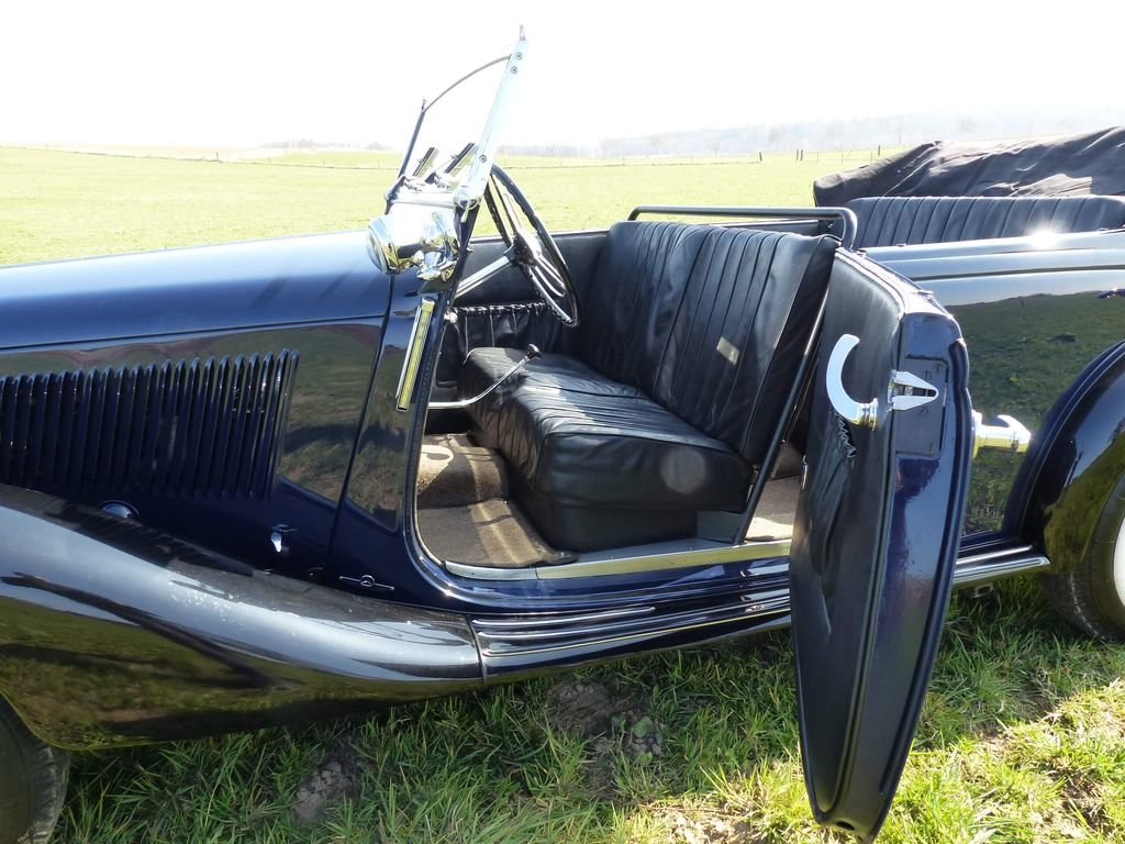 1951 Mercedes-Benz 170 Da OTP (Open Tourer Police) - very rare For Sale (picture 7 of 10)