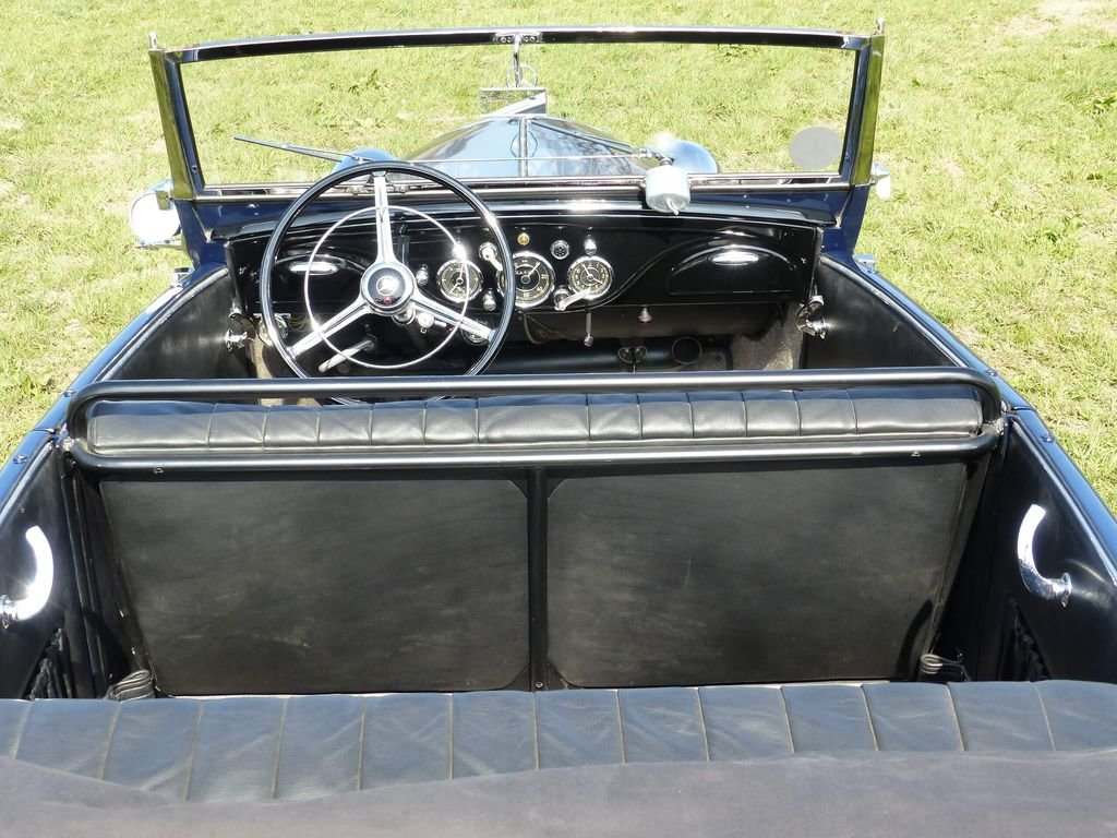 1951 Mercedes-Benz 170 Da OTP (Open Tourer Police) - very rare For Sale (picture 9 of 10)