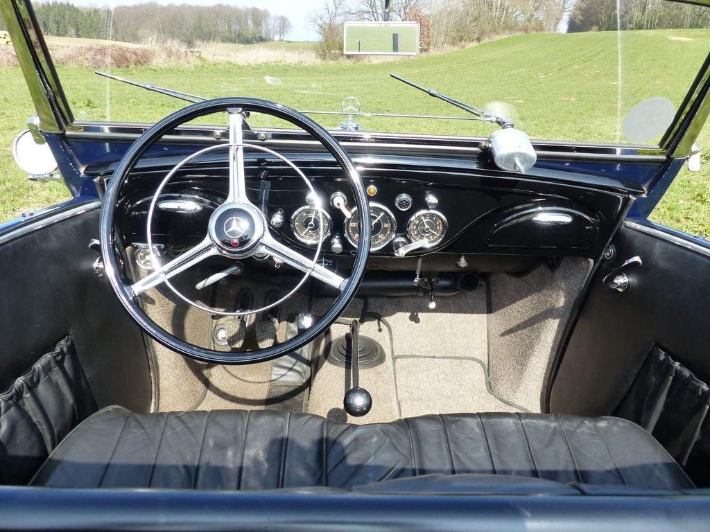 1951 Mercedes-Benz 170 Da OTP (Open Tourer Police) - very rare For Sale (picture 10 of 10)