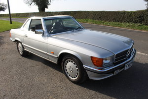 Picture of 1989 Mercedes Benz 300 SL W107 93,860 miles , FSH For Sale