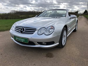 Picture of 2003 Mercedes SL 55 AMG - low mileage & owners, FMBSH + Pano For Sale